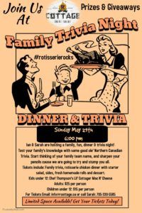 2nd Family Trivia Night