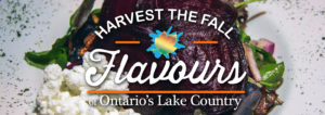 Flavours of Lake Country Oct 21st – Nov 6th